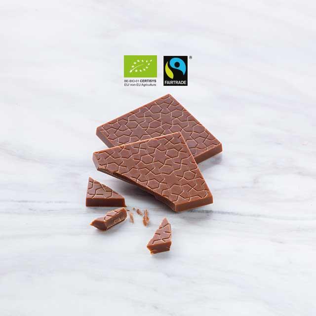 Bio Fairtrade milk 38%